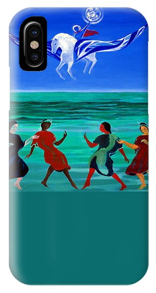Sons Of The Sun IPhone Case