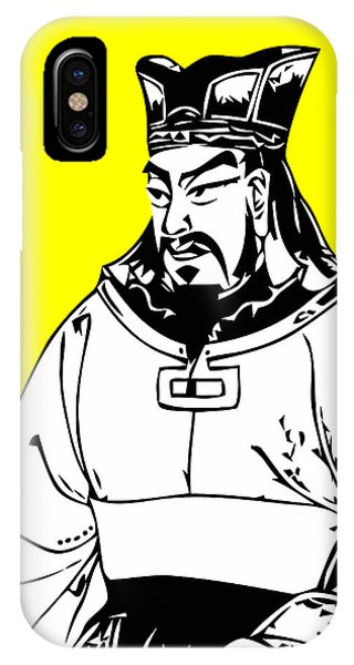 Sun Tzu IPhone Case