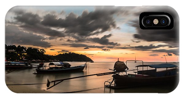 Sunset Over Koh Lipe IPhone Case
