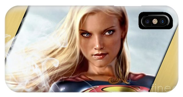 Supergirl Collection IPhone Case