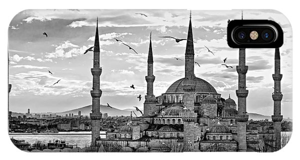 The Blue Mosque - Istanbul IPhone Case