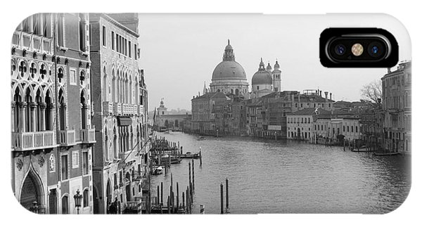The Grand Canal In Venice IPhone Case