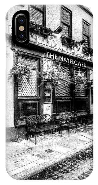 The Mayflower Pub London IPhone Case
