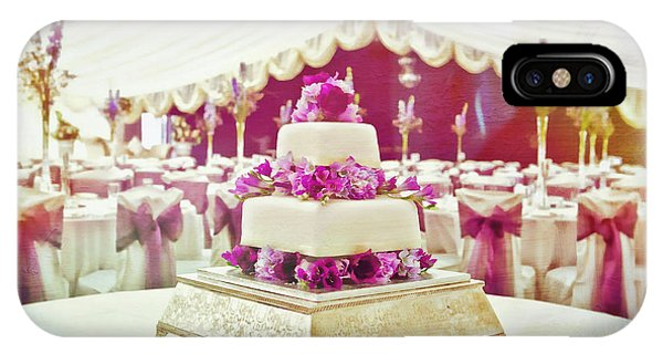 Wedding Cake IPhone Case