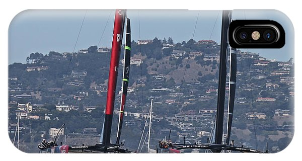 America's Cup 34 Special IPhone Case