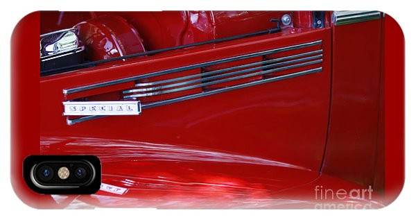1940 Buick Special IPhone Case