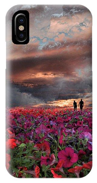 4087 IPhone Case