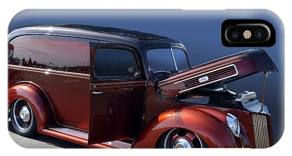 41 Ford 3/4 Ton Panel IPhone Case