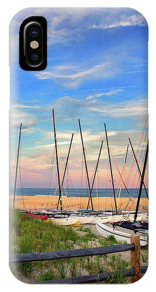 41st Street Beach In Ocean City Nj IPhone Case