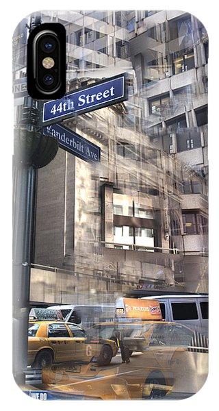 44th And Vanderbilt Collage IPhone Case