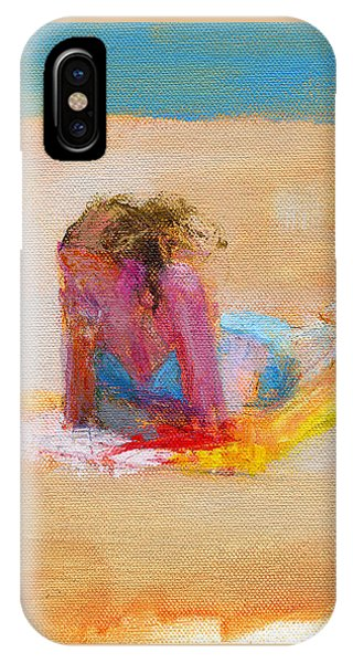 Rcnpaintings.com IPhone Case