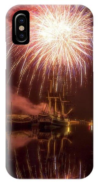 4th Of July Salem Mass IPhone Case