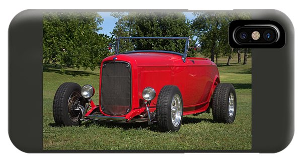 1932 Ford Roadster Hot Rod IPhone Case