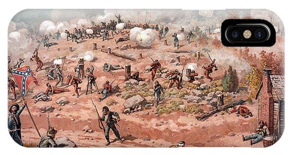 American Civil War, Battle IPhone Case