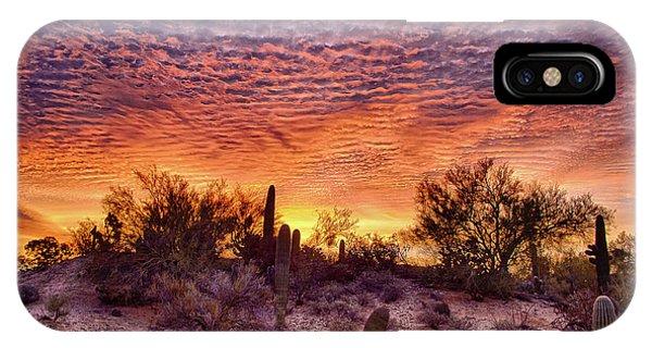 Arizona Sunrise IPhone Case