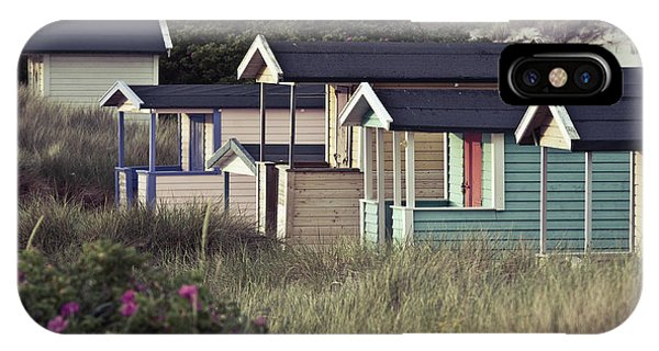 Beach Houses And Dunes IPhone Case