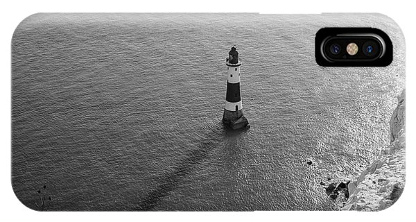 IPhone Case featuring the photograph Beachy Head Lighthouse by Will Gudgeon