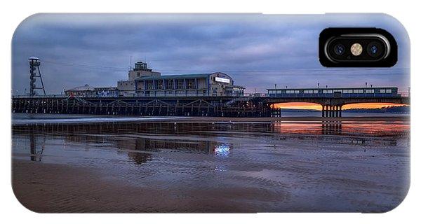 Dorset iPhone Case - Bournemouth - England by Joana Kruse