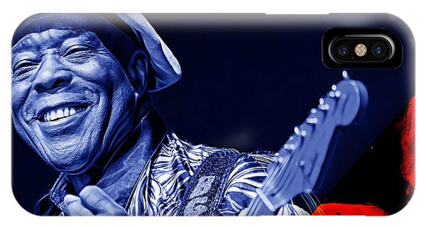 Buddy Guy Collection IPhone Case