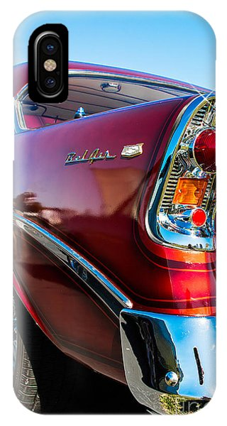 56 Chevy Bel Air IPhone Case