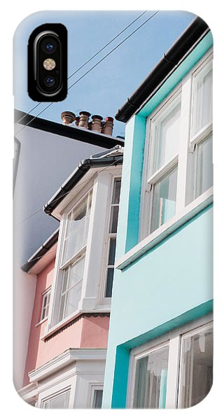 Colorful Houses IPhone Case