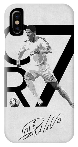 Cristiano Ronaldo IPhone Case