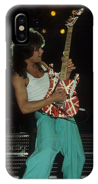 Eddie Van Halen IPhone Case