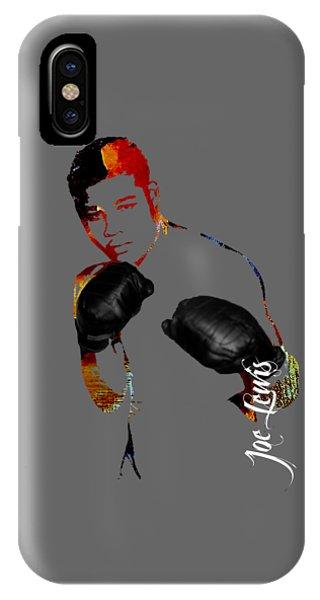 Joe Louis Collection IPhone Case