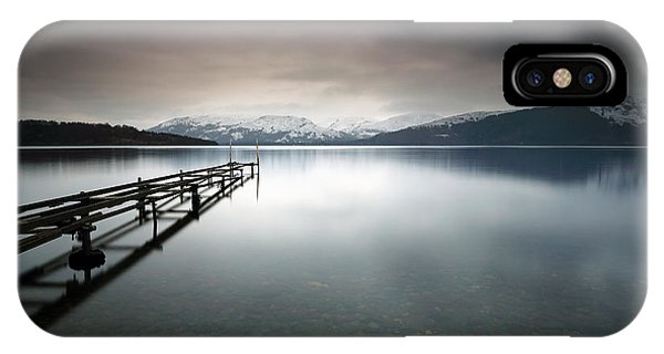 Loch Lomond IPhone Case