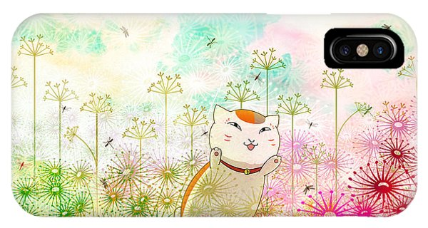 Design iPhone Case - Natsume's Book Of Friends by Super Lovely