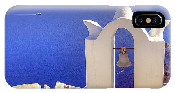 Greece iPhone X Case - Oia - Santorini by Joana Kruse