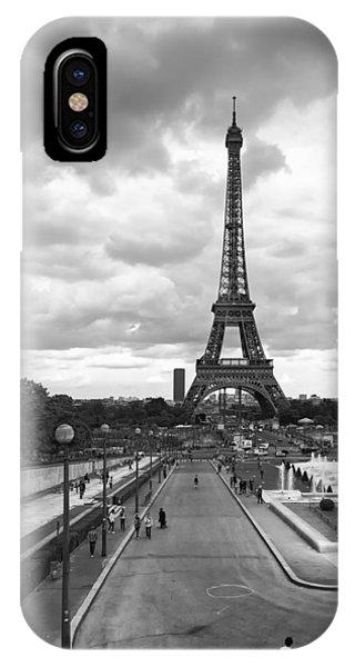 Paris IPhone Case
