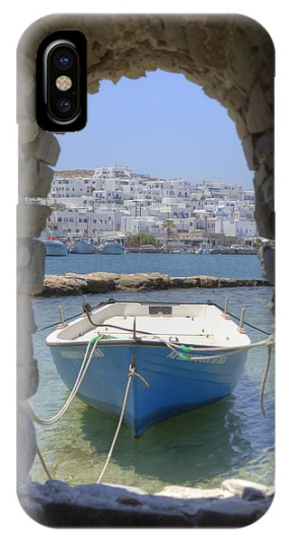 Paros - Cyclades - Greece IPhone Case