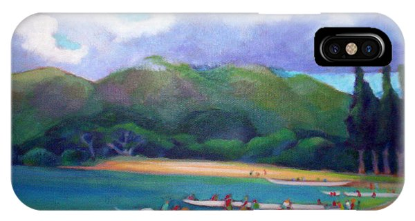 5 P.m. Canoe Club IPhone Case
