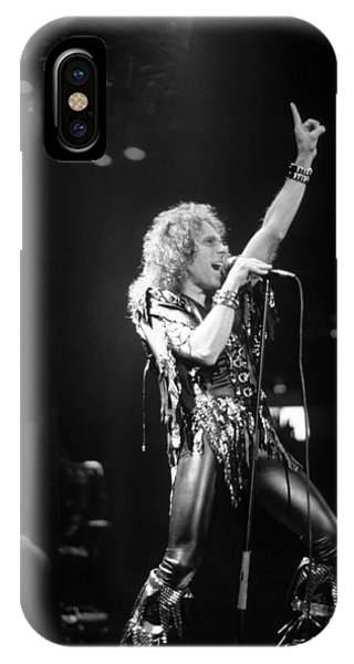 Ronnie James Dio IPhone Case