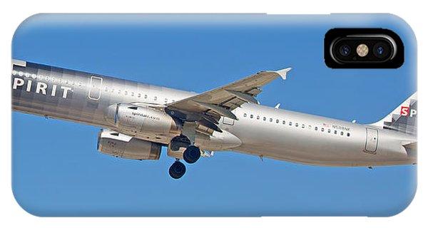 Spirit Airline IPhone Case