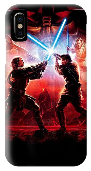 Star Wars Episode IIi - Revenge Of The Sith 2005 IPhone Case