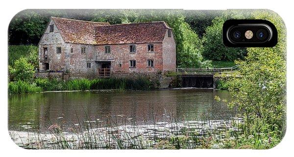 Dorset iPhone Case - Sturminster Newton Mill - England by Joana Kruse