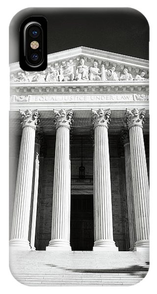 Supreme Court Of The United States Of America IPhone Case