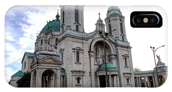 The Basilica IPhone Case