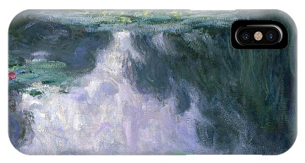 Bloom iPhone Case - Waterlilies by Claude Monet