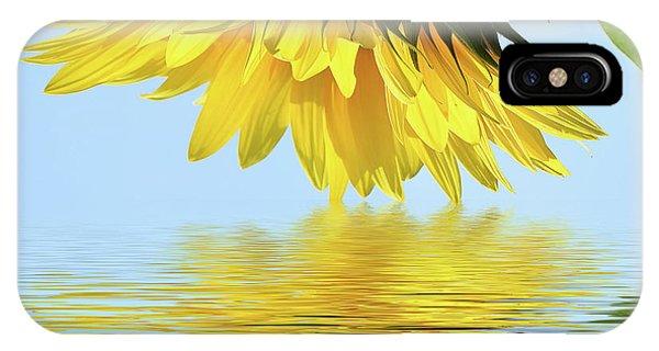 Nice Sunflower IPhone Case