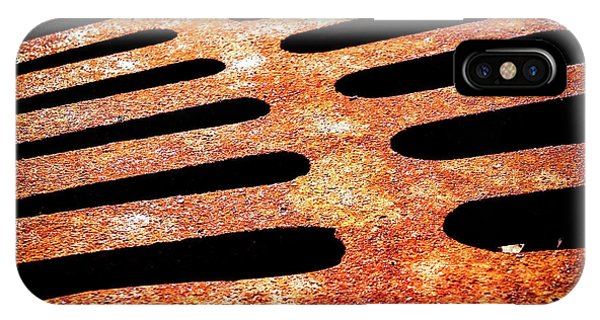 Iron Detail IPhone Case