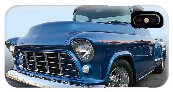 55 Chev Stepside IPhone Case