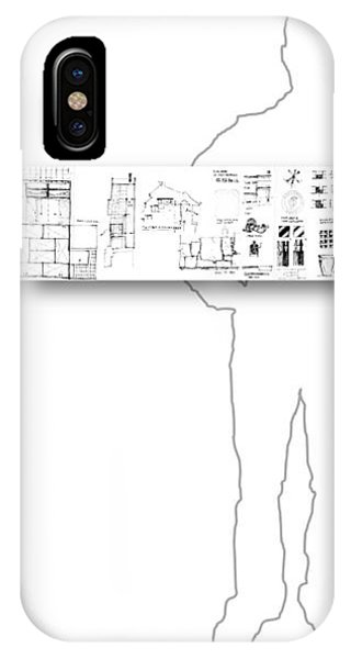 5.5.japan-2-horizontal-with-figure IPhone Case