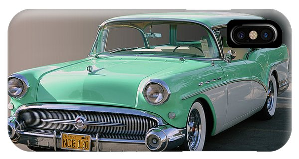 57 Buick Estate Wagon IPhone Case