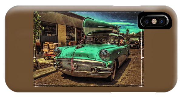 57 Buick - Just Coolin' It IPhone Case