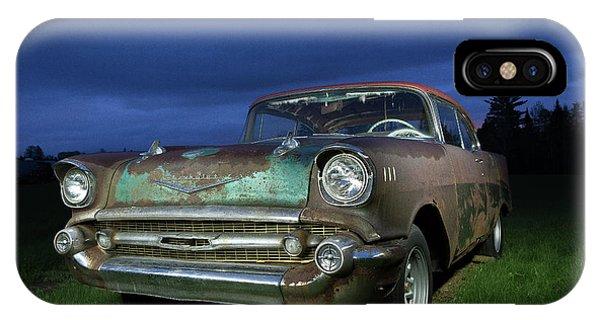 57' Chevrolet IPhone Case