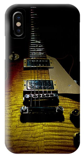 59 Reissue Guitar Spotlight Series IPhone Case