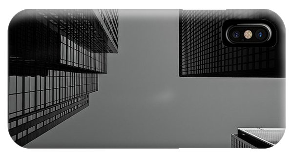 Abstract Architecture - Toronto IPhone Case